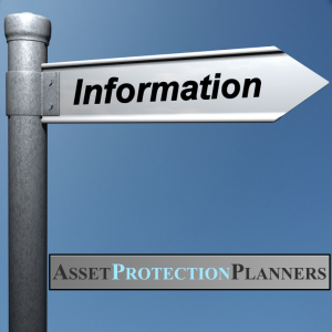 asset protection information