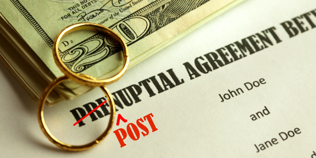 Postnuptial Agreements Divorce Asset Protection Strategies