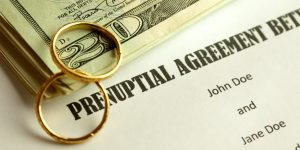 prenuptial agreements