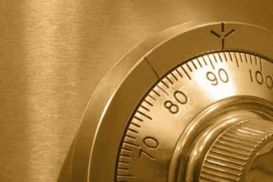Asset Protection Safe Combination Lock