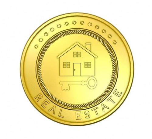 real estate medallion