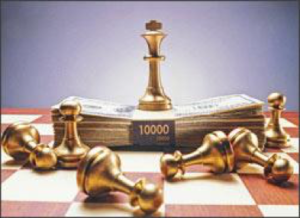 Asset Protection Chess Game