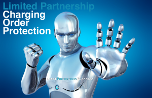 limited partnership charging order protection