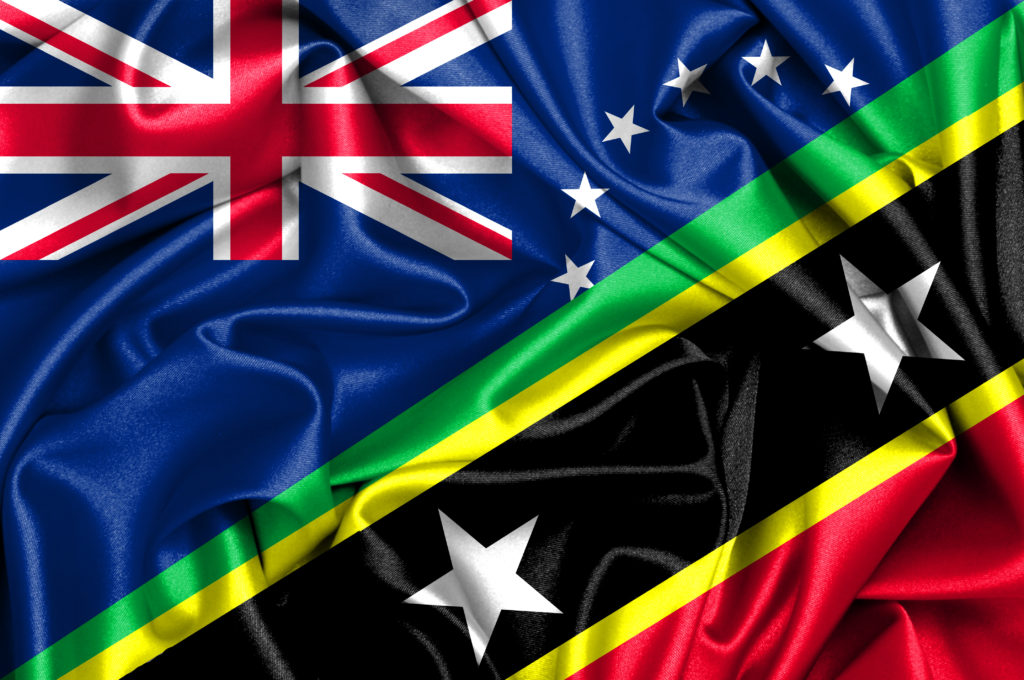 cook islands vs nevis