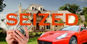 what assets can be seized