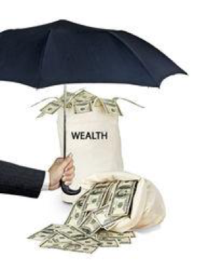wealth umbrella