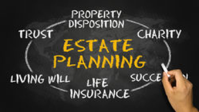 estate planning diagram
