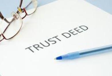 trust deed document