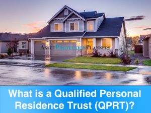 qualified personal residence trust - qprt
