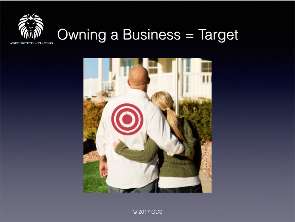 business owner target