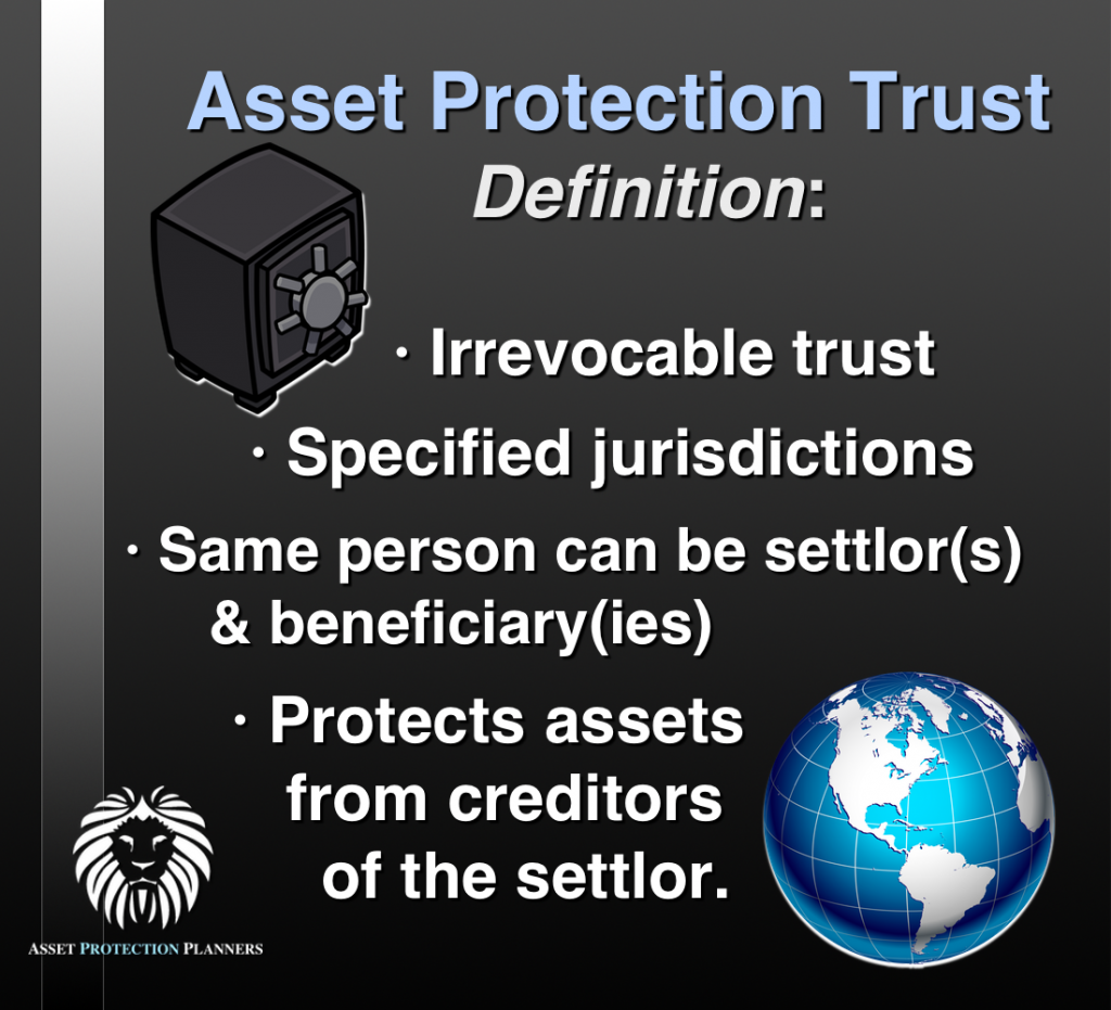 Asset Protection Trust Definition