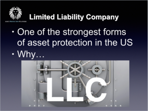 How LLC Protects You