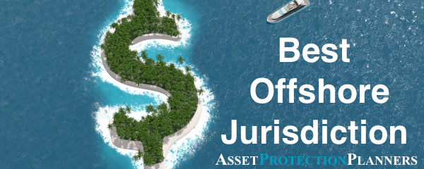 best offshore jurisdiction