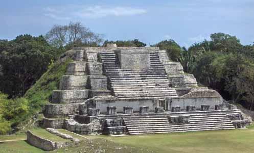Belize Pyramids