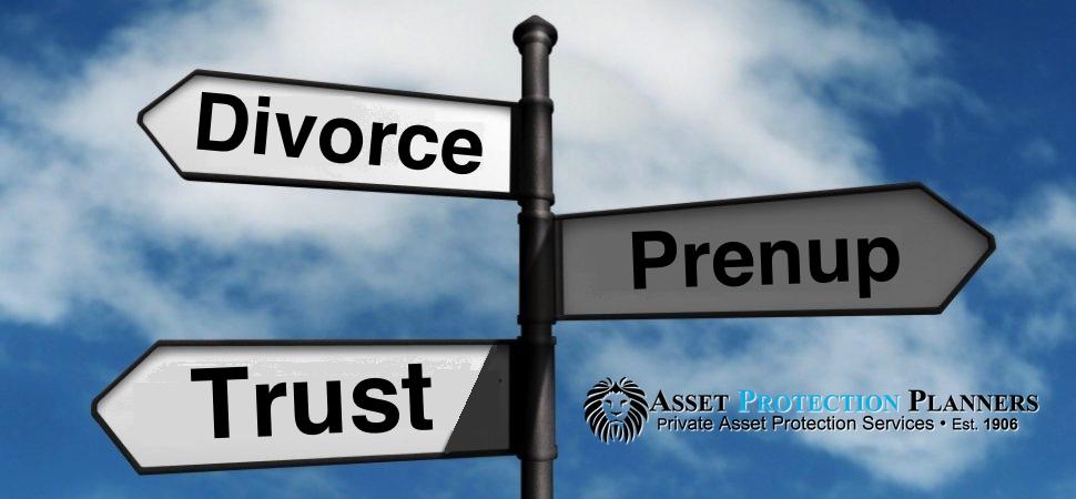 Trust vs. Prenup