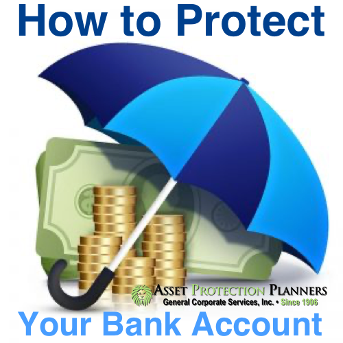 protect your bank account
