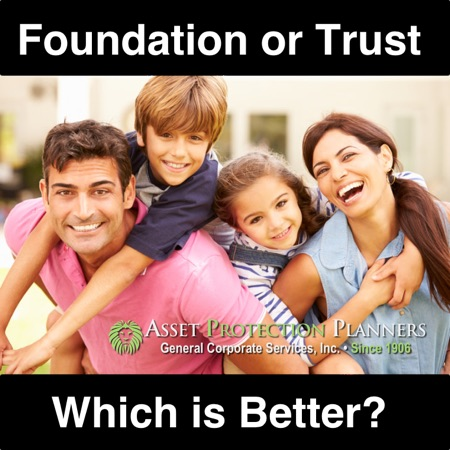 Foundation or Trust Which is Better