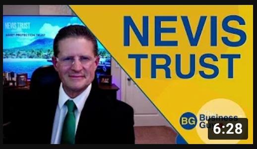 Nevis Trust video