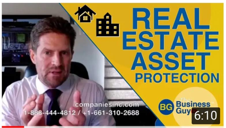 Real Estate Asset Protection Video