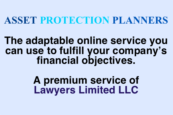 Asset Protection Planners Lawyers Limited