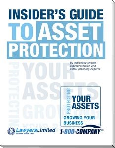 Insider's Guide to Asset Protection